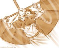 Flying Together by ~RyokoSanBrasil on deviantART