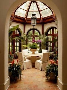 Best Winter Garden Home Design Ideas | See more inspirational ideas at Home Design Ideas http://www.pinterest.com/homedsgnideas/winter-garden-home-design-ideas/