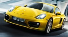 2015 Porsche Cayman Lease Special