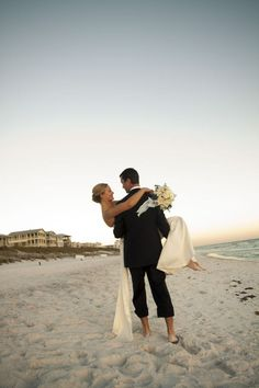 Getting married on the beach? Yes please...