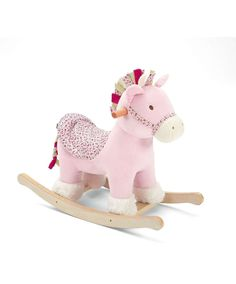 From Nanny & Grandad...another Present not being delivered until January!! xXx Rocking Horse - Lily - Rocking Animals & Horses - Mamas & Papas