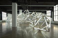 polychroniadis:    Björn Dahlem, 'The Milky Way' at Saachi Gallery, 2007.