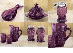 Purple Door, Purple Art, Purple Glass, Shades Of Purple, Pink Blue, Purple Furniture, Purple Kitchen, Purple Purse, Art Deco Glass