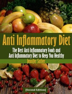 Anti Inflammatory Diet [Second Edition]: Recipes for Arthritis and Other Inflammatory Disease by Jennifer Sather http://www.amazon.com/dp/B00JA1ZOTM/ref=cm_sw_r_pi_dp_6OTrwb0VYDJZJ