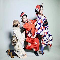 "561 Likes, 28 Comments - Lulu (@arabian_kimono) on Instagram: ""PARCOのポスター風 . . . #着物 #訪問着 #丸帯 #大正モダン #アンティーク着物 #着物生活  #ふだん着物 #趣着物 #着物コーデ #着物好き #キモノ #カコキモノ #モデル体験…"""
