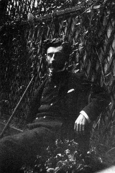 Maurice Ravel. 1903.