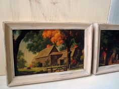 Vintage Paul Detlefsen Horse and Buggy Days by WillowsEndCottage, $30.00