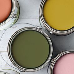 Home Improvement Ideas Painted Chairs, Recycled Furniture, Paint Cans, Diy Home Improvement, Paint Brushes, Chalk Paint, Decoupage, Diy And Crafts, Painting