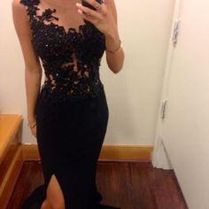 2016 sexy prom dress,appliques prom dress,mermaid prom dress,floor-length prom dress,pd160221  #fashion#promdress#eveningdress#promgowns#cocktaildress