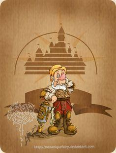 steampunk disney  | Disney Steampunk |