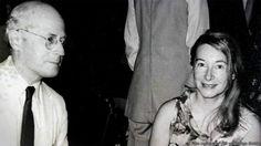 El esposo de Anna-Teresa Tymieniecka (sospechada amante del Papa Juan Pablo II) era Hendrik Houthakker (izquierda), un distinguido economista de Harvard al que el Papa otorgó el título de caballero papal.