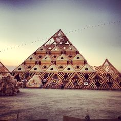 Burning Man 2013 // via twisted lamb