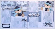** My Paper Crafting.com **: My CTMH 2 Page Layouts