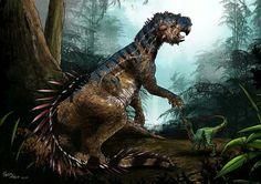 Psitaccosaurus