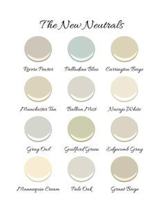 new neutrals (pretty sure we used 'Pale Oak' in living room downstairs)