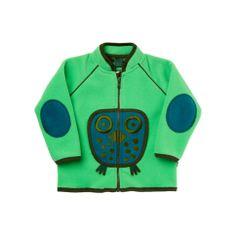 ej sikke lej Owl Fleece Jacket