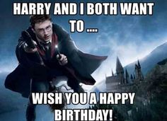 "These Harry Potter Memes Slytherin"" are so hilarious that will make you ROFL and LOL for whole day.We are sure you will enjoy these Harry Potter Memes Slytherin"". Harry Potter Birthday Quotes, Harry Potter Bday, Mom Birthday Quotes, Harry Potter Gifts, Happy Birthday Funny, Harry Potter Memes, Birthday Memes, Harry Potter Hogwarts Letter, Harry Potter Book Covers"