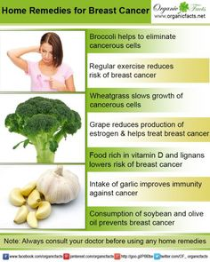 Home remedies for breast cancer include garlic, broccoli, grapes, wheatgrass… Cancer Fighting Foods, Cancer Cure, Cancer Cells, Healthy Diet Tips, How To Stay Healthy, Healthy Weight, Healthy Eating, Health Remedies, Home Remedies