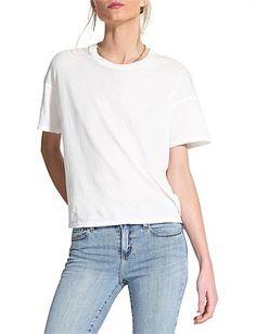 David Jones - Search Results for white tshirt Nobody Denim, David Jones, Organic, Search, Tees, Classic, Summer, Mens Tops, Women