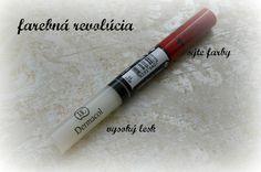 ... About Cosmetics: Novinka: Dermacol 16H Lip Colour