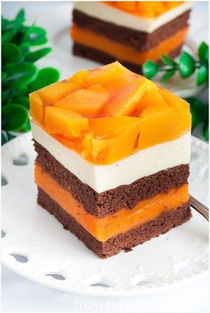 No Cook Desserts, Ciabatta, Yummy Cakes, Recipies, Cheesecake, Food And Drink, Pudding, Yummy Food, Sweets