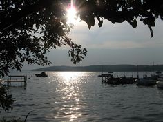 Lake Geneva, Wisconsin Of course I live only 10 minutes away but it is so pretty! Lake Geneva Wisconsin, Milwaukee Wisconsin, Lake Michigan, Oh The Places You'll Go, Great Places, Beautiful Places, Wisconsin Attractions, Lakeside Living, My Guy
