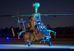 """Un EC665 """"Tigre"""" de l'ALAT (Aviation Légère de l'Armée de Terre) sera à la journée hélicoptère à l'ENAC Toulouse > atterrissage/exposition"""