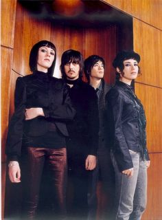 Destroy everything you touch.  Ladytron
