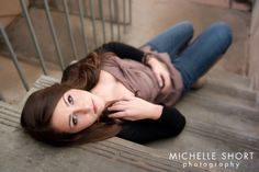 Michelle Short Photography... Great angle!  Great use of steps!  GREAT photo!