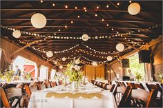 Beautiful Barn Wedding at the Kaaterskill Inn in Catskill