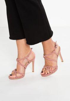 Schoenen New Look TOFU - Sandalen - light pink Roze: € 34,95 Bij Zalando (op 8-5-17). Gratis bezorging & retournering, snelle levering en veilig betalen!