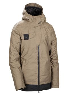 686 Reserved Avalon Insulated Jacket- LOVE the toned down color!