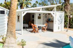 Modernism Week 2015 – House #4 @modernismweek #meiselmanhometours #meiselmanhometours2015 #midcenturymodern #architecture #design #interiordesign #palmsprings