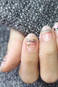 Forget Accessorizing — Choose Bracelet Nails Instead