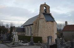 Eglise Saint-Martin te Echinghen (Pas-de-Calais 62)