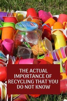 Most of us use plastic every day without realizing the dangers of plastic, even if it bpa free. Think about baby toys, sippy cups, tupperware and more. Reduce Waste, Zero Waste, Plastic Food Containers, Plastic Bags, Importance Of Recycling, Stainless Steel Bento Box, Plastic Components, Shampoo Bottles, Wipes Container