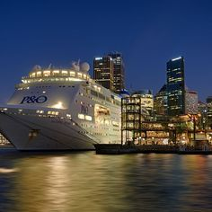 Record Bookings For P&O Australia Cruises P&o Cruises, Cruise Reviews, Cruise Holidays, Pearl Set, World Leaders, The Expanse, New Zealand, Journey, Australia