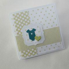 Des cartes pour fêter l'arrivée de bébé - Laure