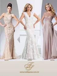 Tutti Sposa Vestidos de Moda Festa 2015