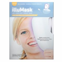 Anti-Acne Light Therapy Mask - was given one of these to try out...I'll let ya know how it works!!