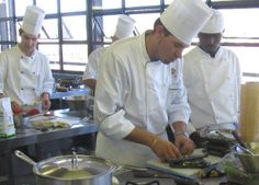 5 of the top culinary schools in the world