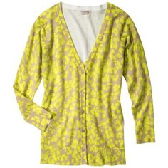 Love this sweater. I love anything yellow and mixed with beige is a win-win.