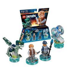 Lego Dimension Jurassic World Team Pack