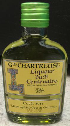 Flasque neuvième centenaire (édition spéciale Fous de chartreuse 2011)