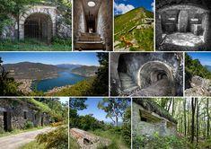 Tanti itinerari sulla  linea Cadorna attorno al lago Maggiore, tra storia e splendidi panorami