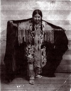 Red Wing, one of the first Native American movie stars