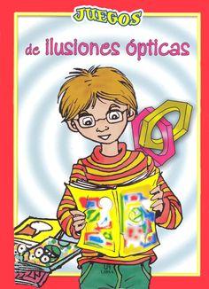 Juegos de ilusiones ópticas, te propone juegos de observación, problemas y rompecabezas geométricos, que no solo te darán que pensar sino que pasaras un rato entretenido.