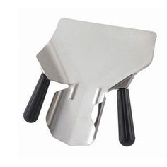French Fry Bagging Scoop, Dual Handle
