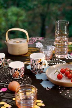 Modern Furniture Stores, Marimekko, Rustic Feel, Autumn Inspiration, Wooden Handles, Home Collections, Home Decor Items, Timeless Design, Decorative Items