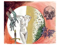 Belladonna of Sadness - Artist: Jessica Gabriella